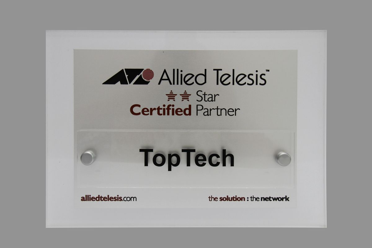 TopTech - Allied Telesis Star Partner