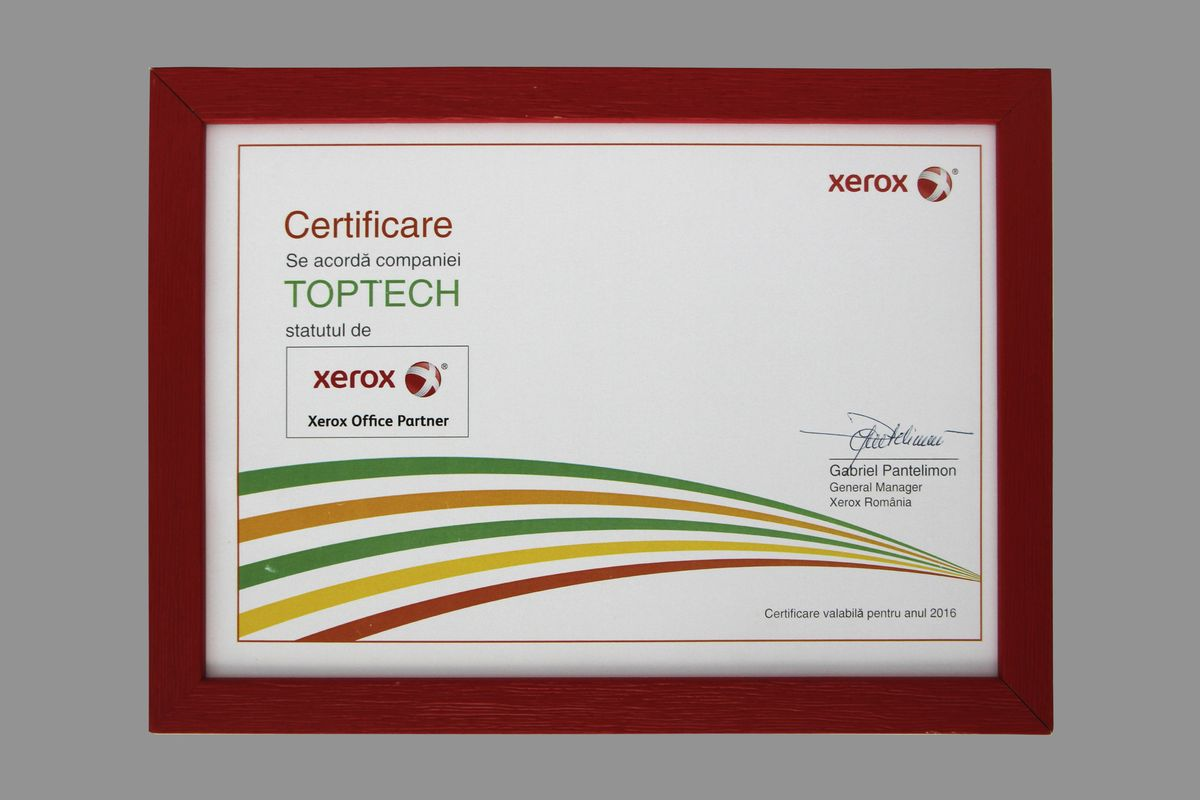 TopTech - Xerox Office Partner