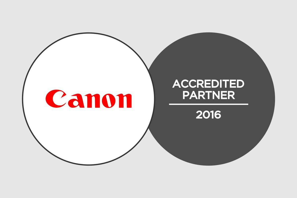 TopTech - Acredited Partner Canon
