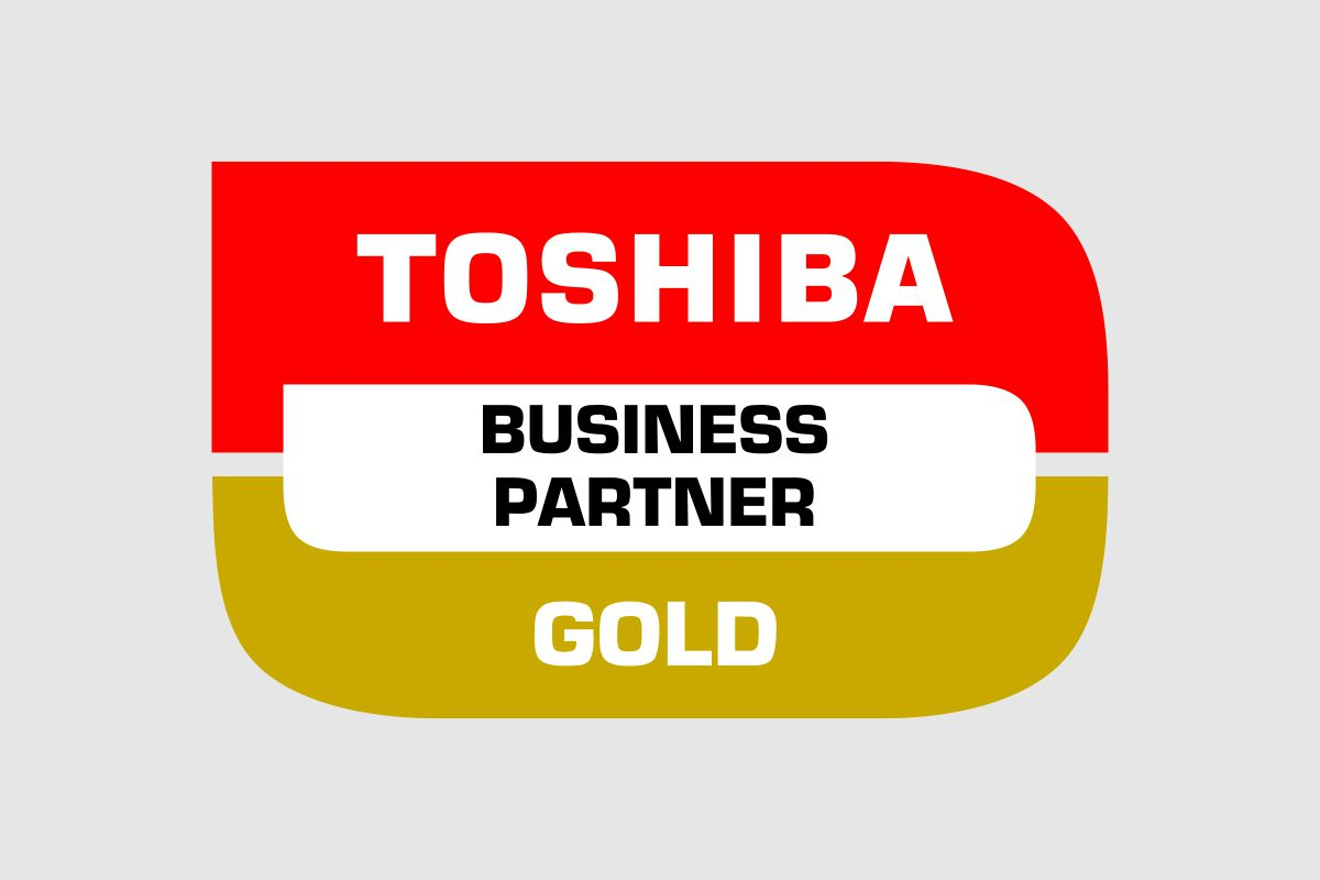 TopTech - Gold Business Partner Toshiba